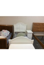 Twin bedstead / white - 14