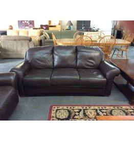Sofa / choc - 17