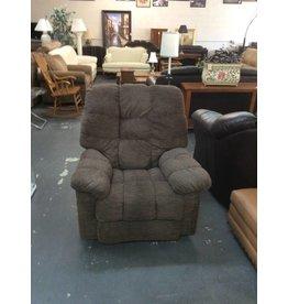 Rocker recliner /  color pattern lazyboy