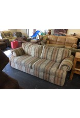 Pattern sofa / green n brown