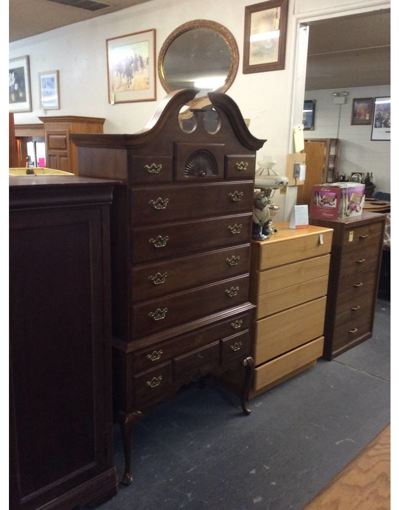 11 drawer armoire - shell design