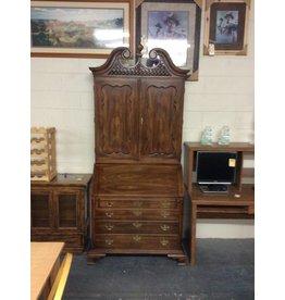 Secretary desk / 4 drawer