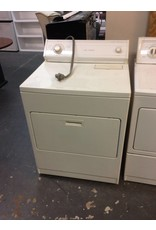 Dryer / whirlpool off white