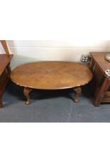 Coffee table / oak design - 6