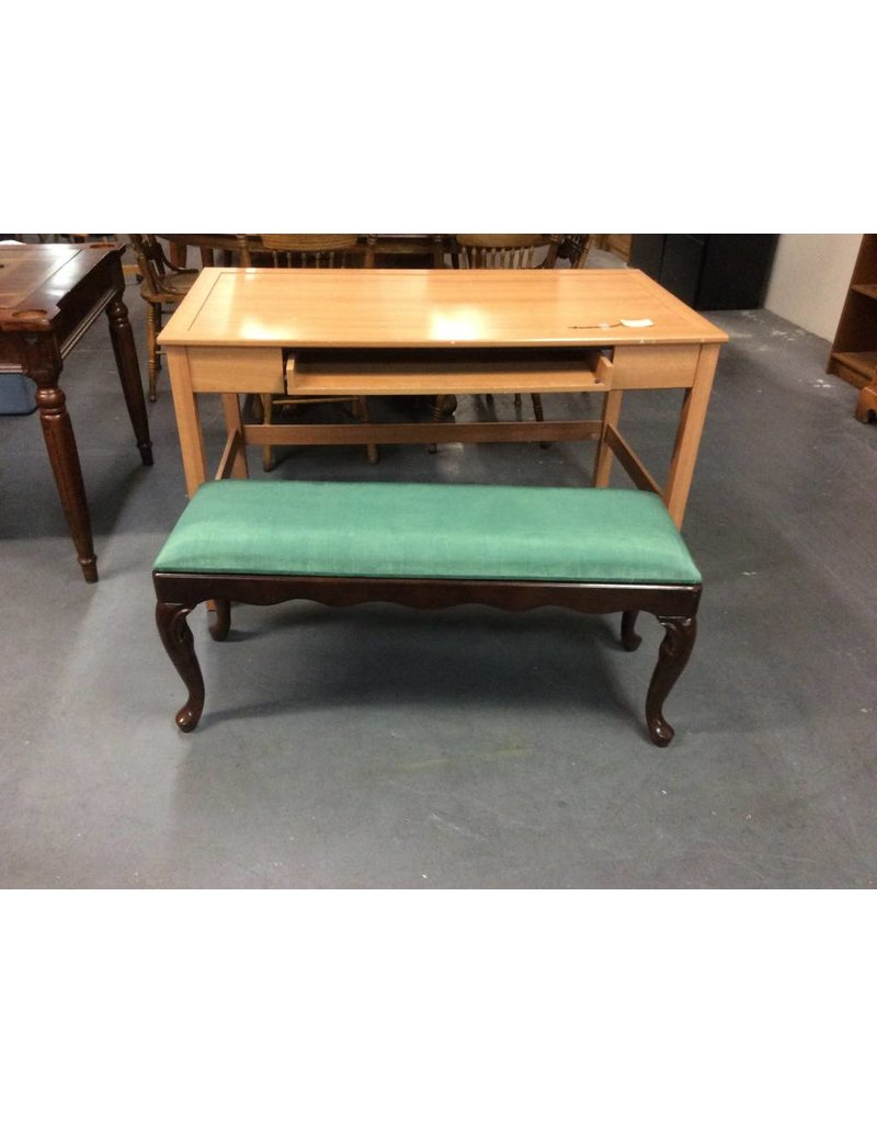 Small bench / green