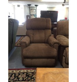 Recliner / brown lazyboy