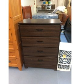 5 drawer chest / brown