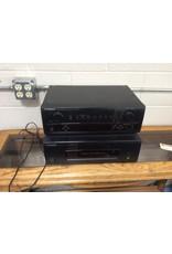 Pioneer receiver plus amp
