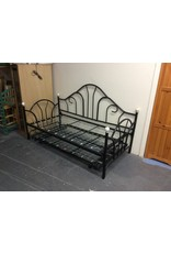 Daybed / black w trundle