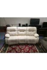 Dual reclining Sofa / cream