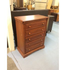 Chest / 5 drawer cherry