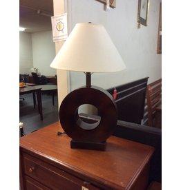 Lamp / circle cherry