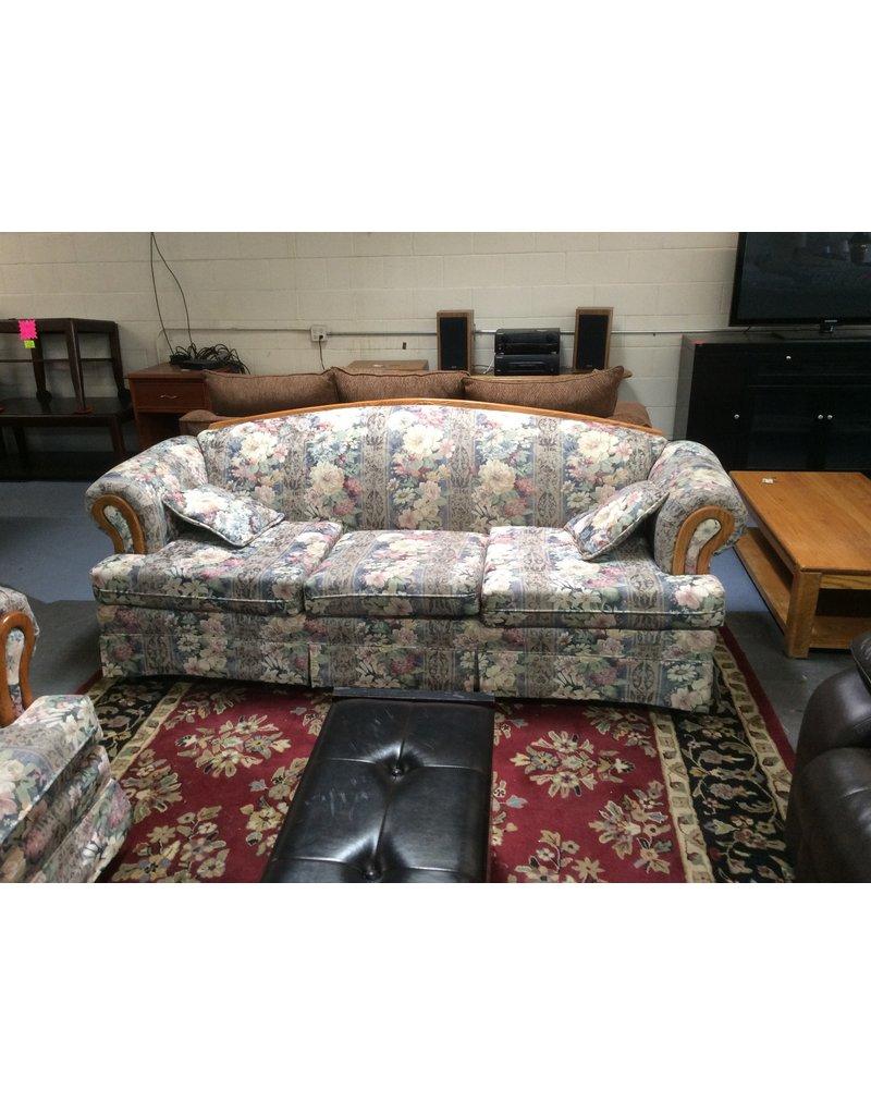 Sofa / floral