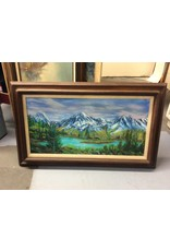 Painting / mountains