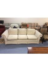 Sofa / cream n white