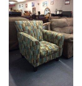 Sitting chair / multi w squares