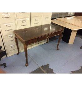 Desk / 1 drawer dark