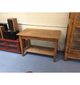 Entry table / mission oak