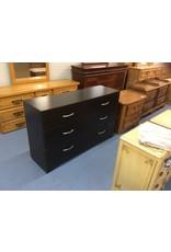 6 drawer dresser /  espresso