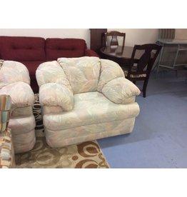Chair / leaf pattern