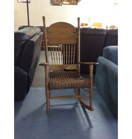 Rocking chair / mesh