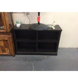 3' bookcase / doublewide dark