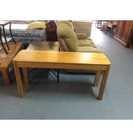 Sofa table / oak