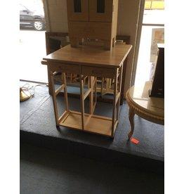 Kitchen butcher block / oak