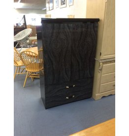 Clothes armoire / faux marble