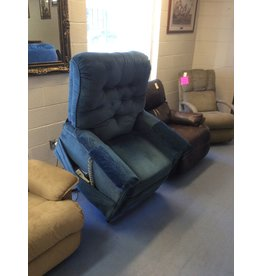 Lift chair /  blue