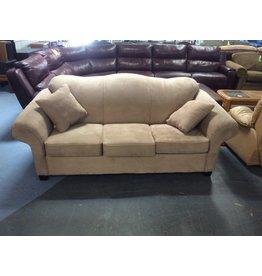 Sofa / tan micro lazyboy