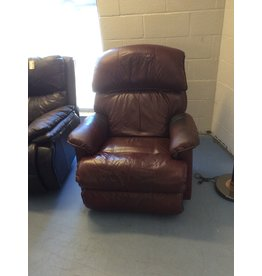 Recliner / purple lazyboy