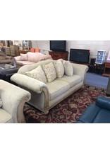 Sofa / tan tweed