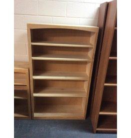 5' bookcase / pine