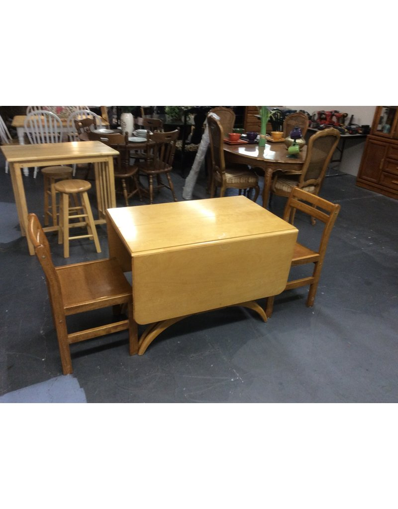 3 piece dinette / drop leaf