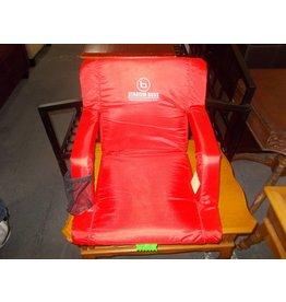Stadium Chair Red