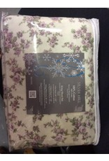 King Sheet Set, floral