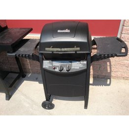 Char broil bbq grill black