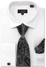 C. Allen C. Allen Shirt Set - JM211 White
