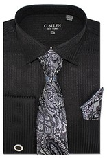 C. Allen C. Allen Shirt Set - JM211 Black