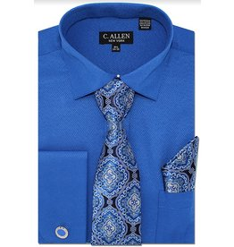 C. Allen C. Allen Shirt Set - JM212 Royal