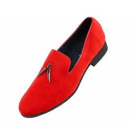 Amali Amali Heath Formal Shoe - Red