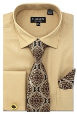 C. Allen C. Allen Shirt Set - JM212 Tan