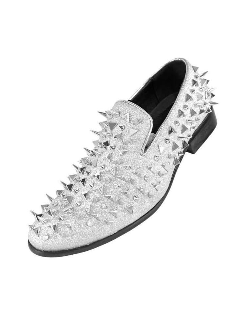 Amali Amali Spike Formal Shoe - Mesa Silver