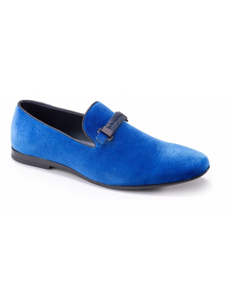 Montique Montique Causal Shoe - S79 Royal Blue