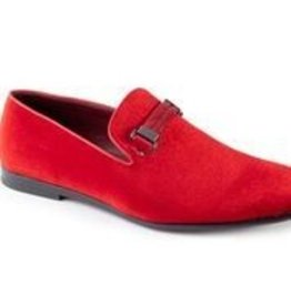 Montique Montique Causal Shoe - S79 Red