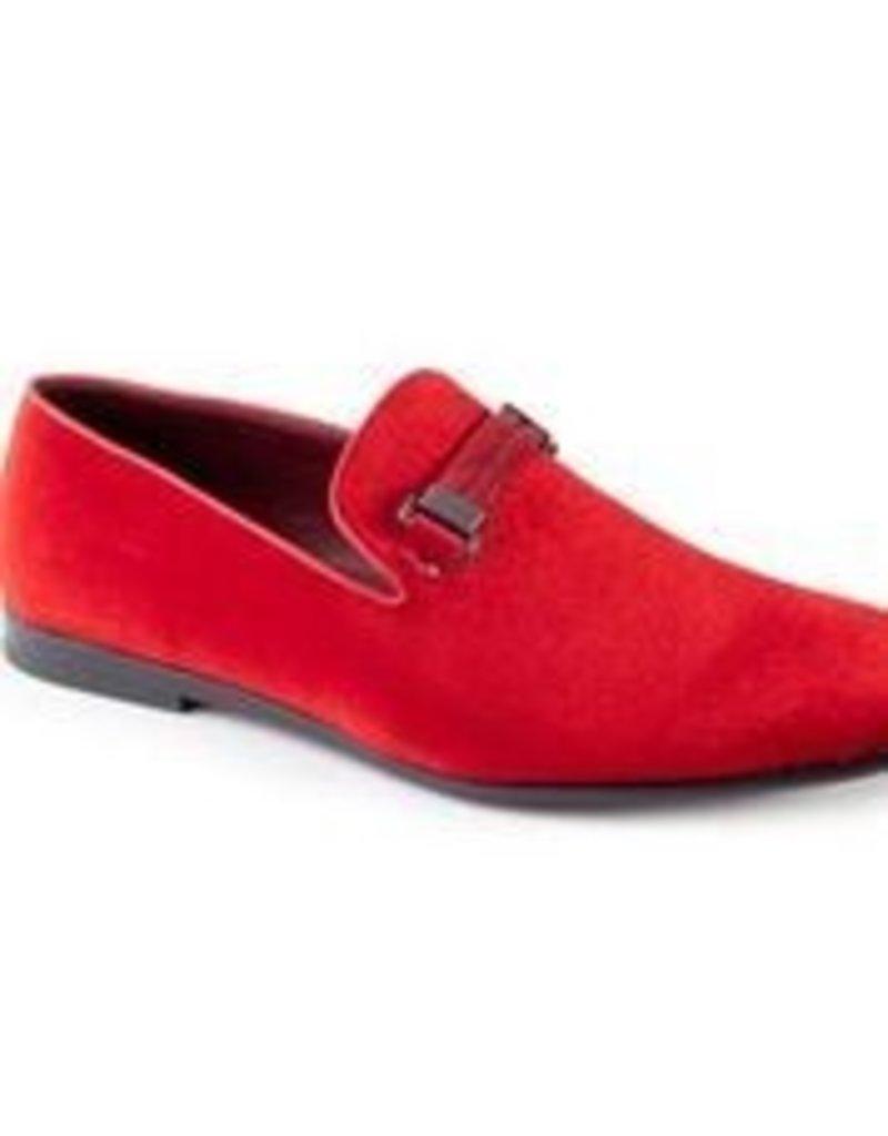 Montique Montique Causal Shoe - S79 Red