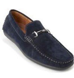 Montique Montique Casual Shoe - S241 Navy Blue