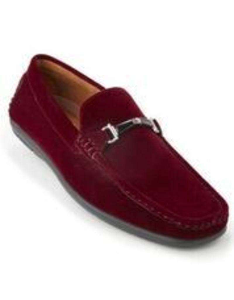 Montique Montique Casual Shoe - S241 Burgundy