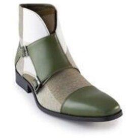 Montique Montique Boot - S1818 Olive